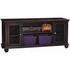 Morris Home Furnishings Casual Traditional 61-Inch Console