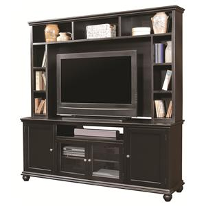 Morris Home Furnishings Casual Traditional Wall Unit