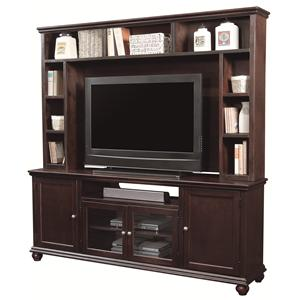 Aspenhome Casual Traditional Wall Unit