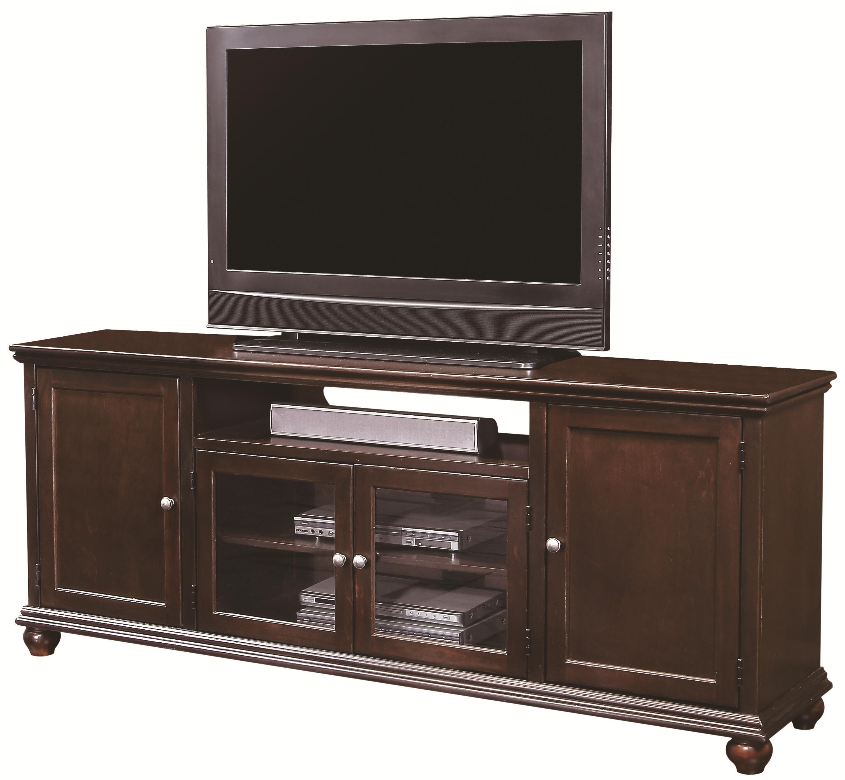 "Aspenhome Casual Traditional 76"" Console - Item Number: CT1077-CHY"