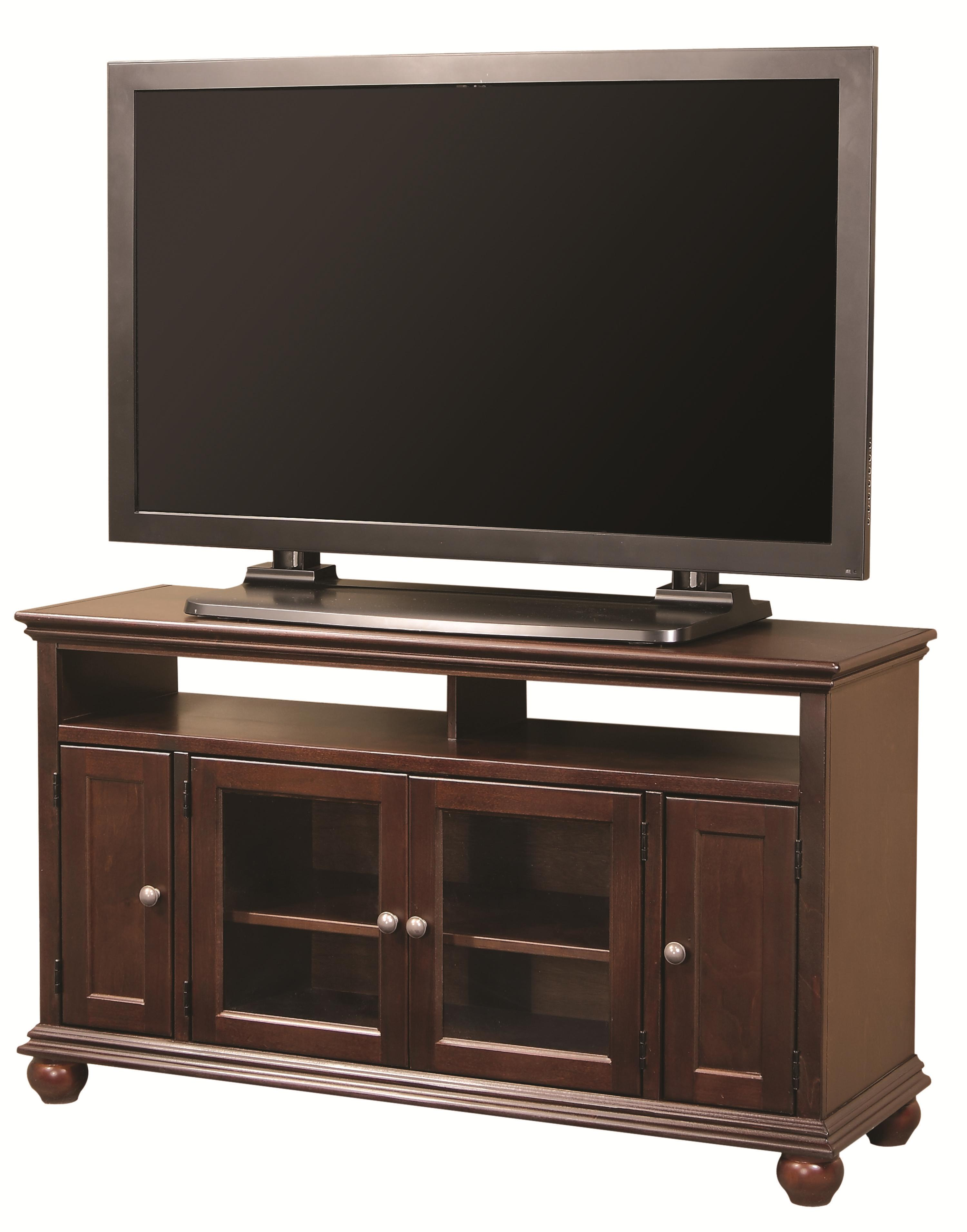 "Aspenhome Casual Traditional 52"" Console - Item Number: CT1625-CHY"
