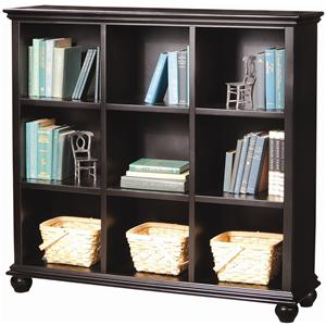 Morris Home Furnishings Casual Traditional 48-Inch Bookcase