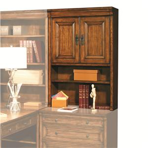 Morris Home Furnishings Centennial Door Hutch