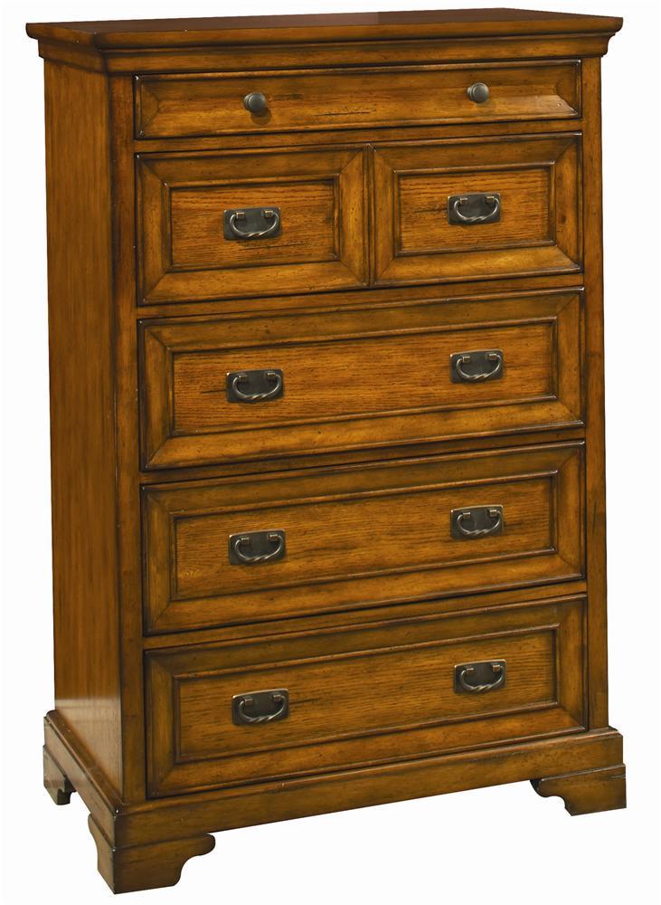 Aspenhome Centennial Gentleman's Chest - Item Number: I49-456