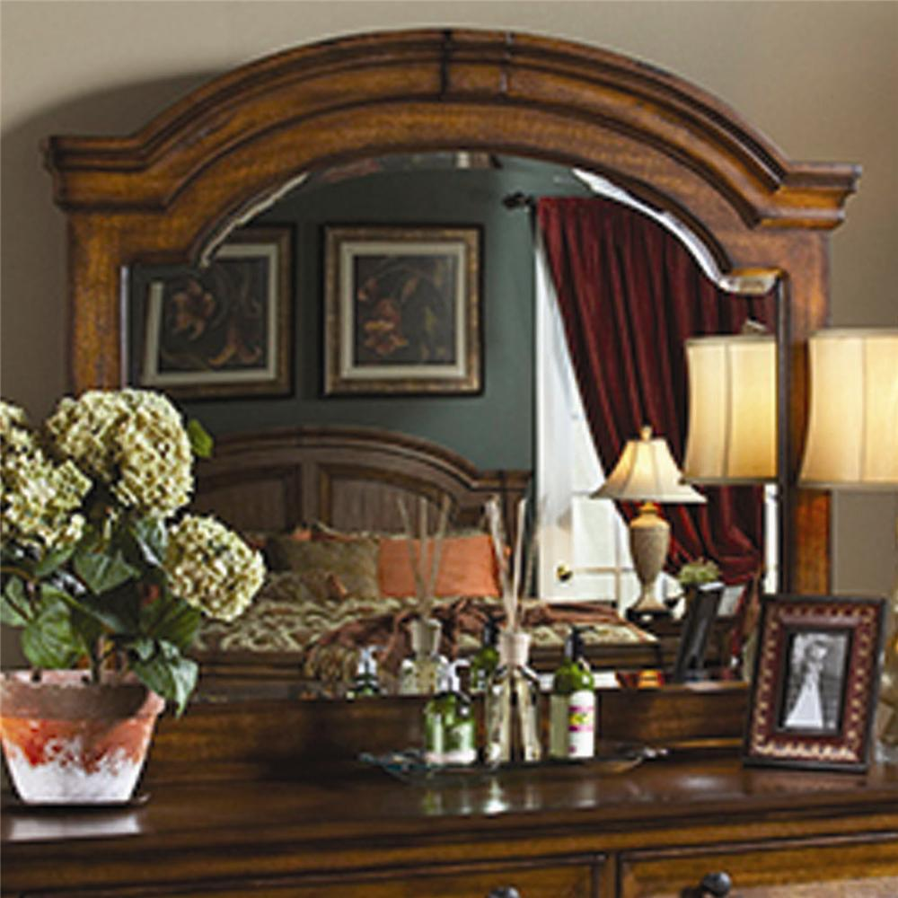 Aspenhome Centennial Landscape Mirror - Item Number: I49-462