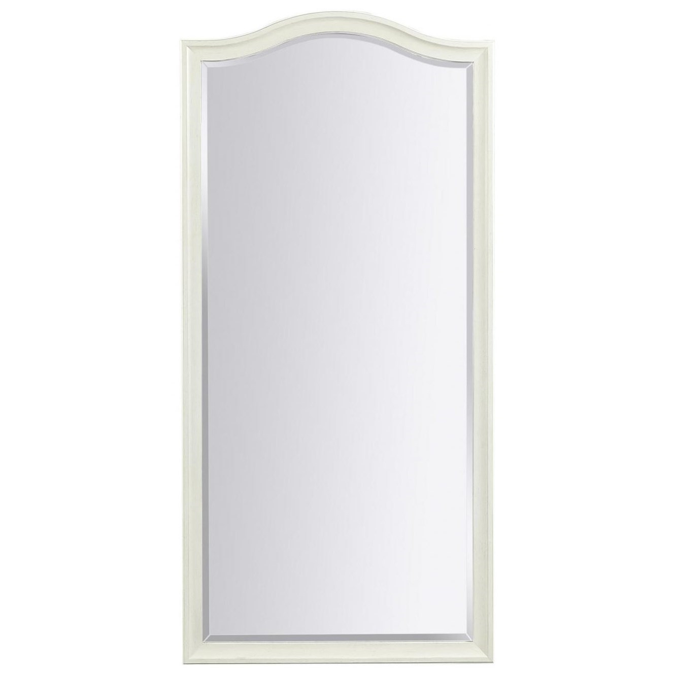 Charlotte  Floor Mirror by Aspenhome at Stoney Creek Furniture