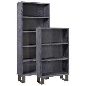 """Aspenhome Cityscape 39""""H Bookcase"""