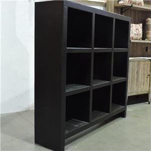 Aspenhome     Cube Bookcase