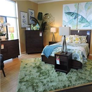 Aspenhome     Aspen Bedroom Group