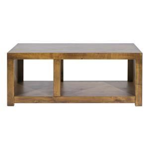Morris Home Alder Woods Alder Woods Cocktail Table