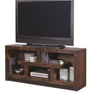 Aspenhome Contemporary Alder TV Console