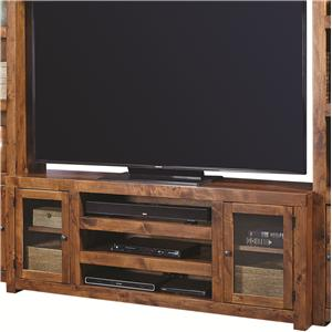 "Morris Home Furnishings Alder Woods Alder Woods 72"" Console"