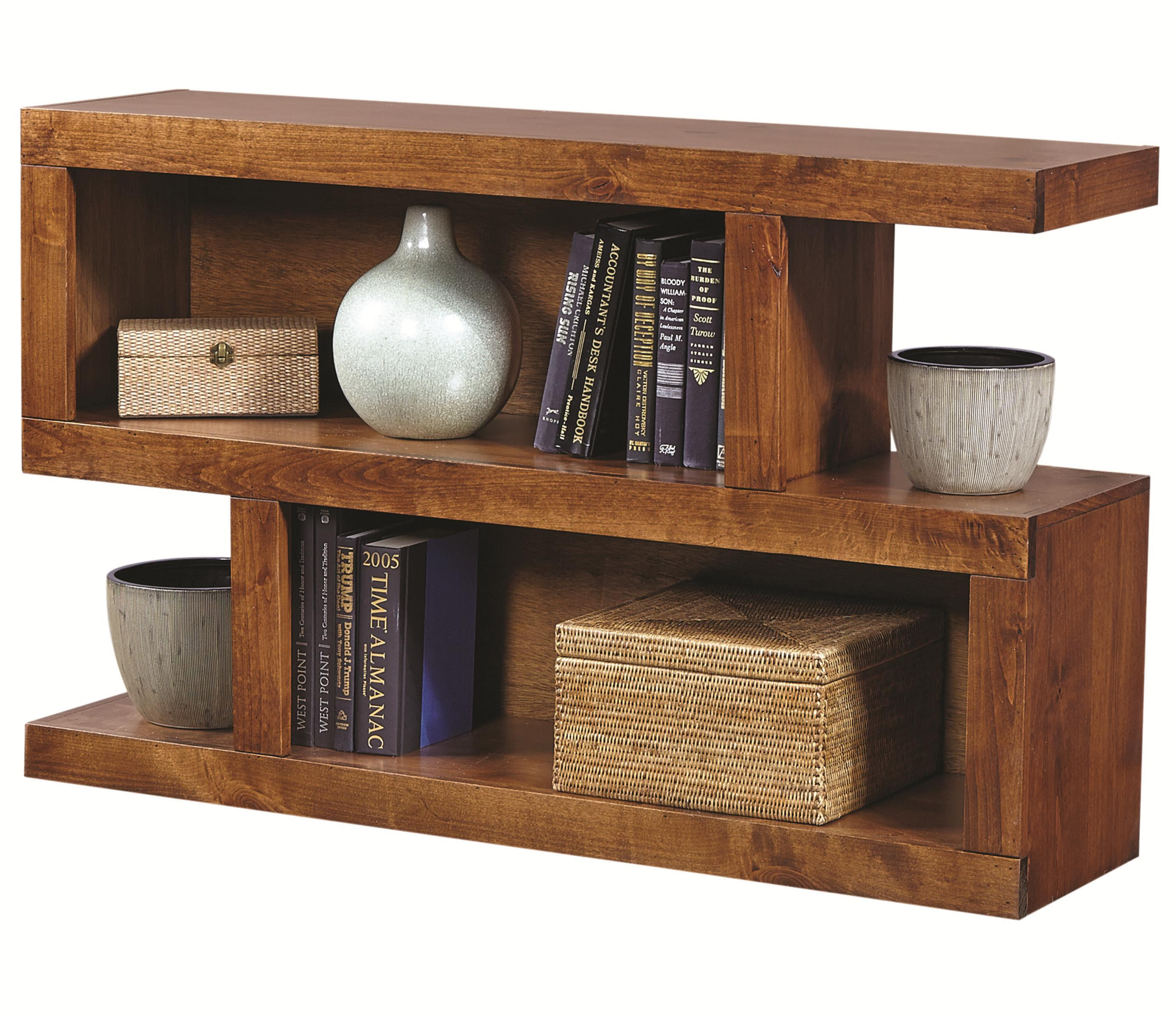 Aspenhome Contemporary Alder Console Table - Item Number: DL906-FRT