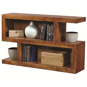 Aspenhome Contemporary Alder Console Table