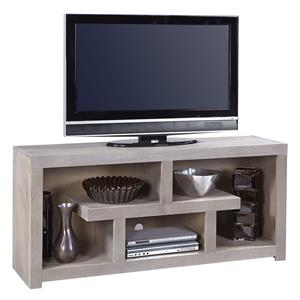 Morris Home Furnishings Contemporary Driftwood 60 Inch Console