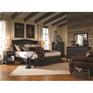Aspenhome Ravenwood Cal King Bedroom Group
