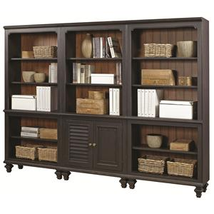 Aspenhome Ravenwood Bookcase Combination