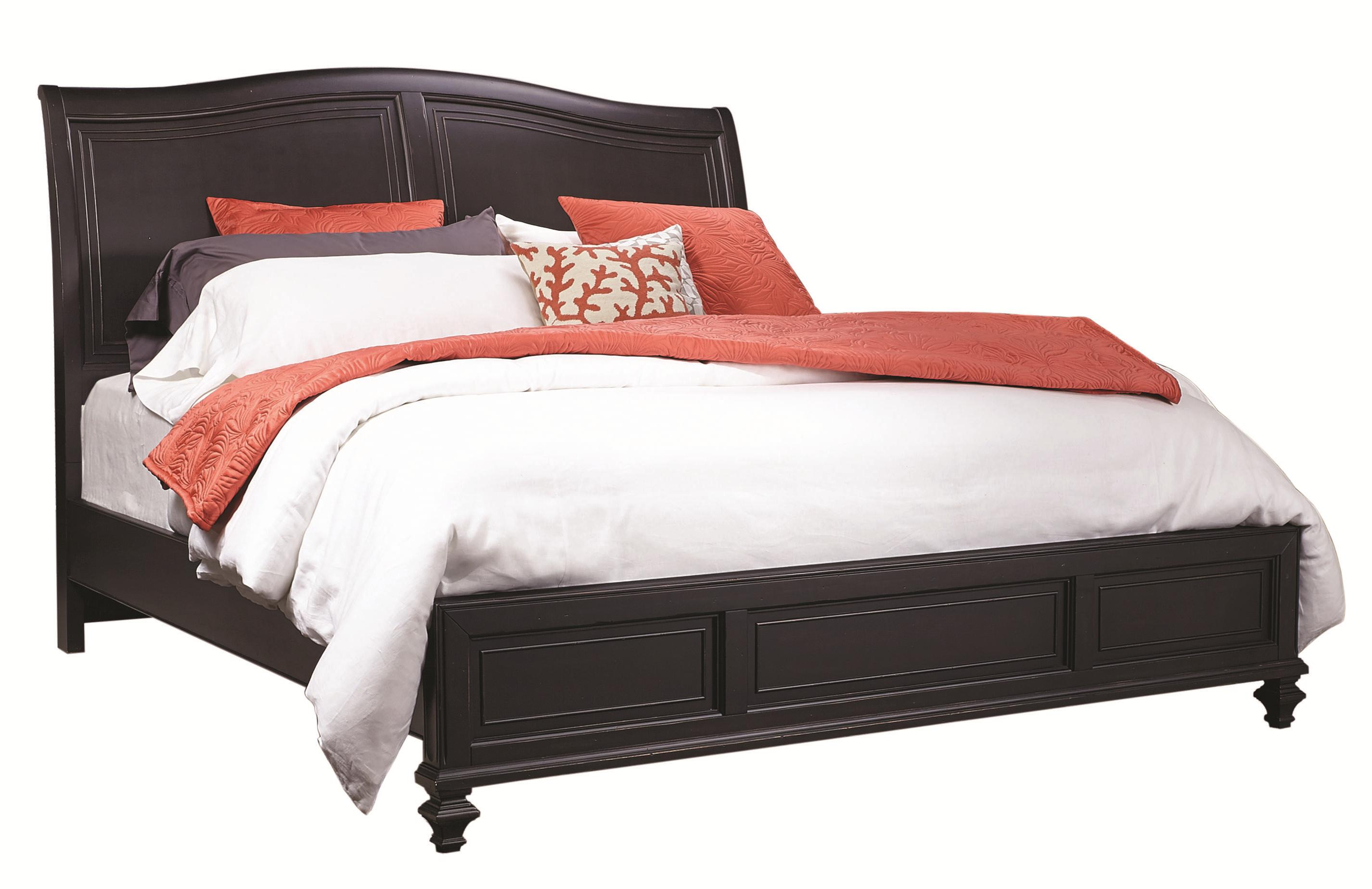 Aspenhome Ravenwood California King Bed - Item Number: I65-404+407+410