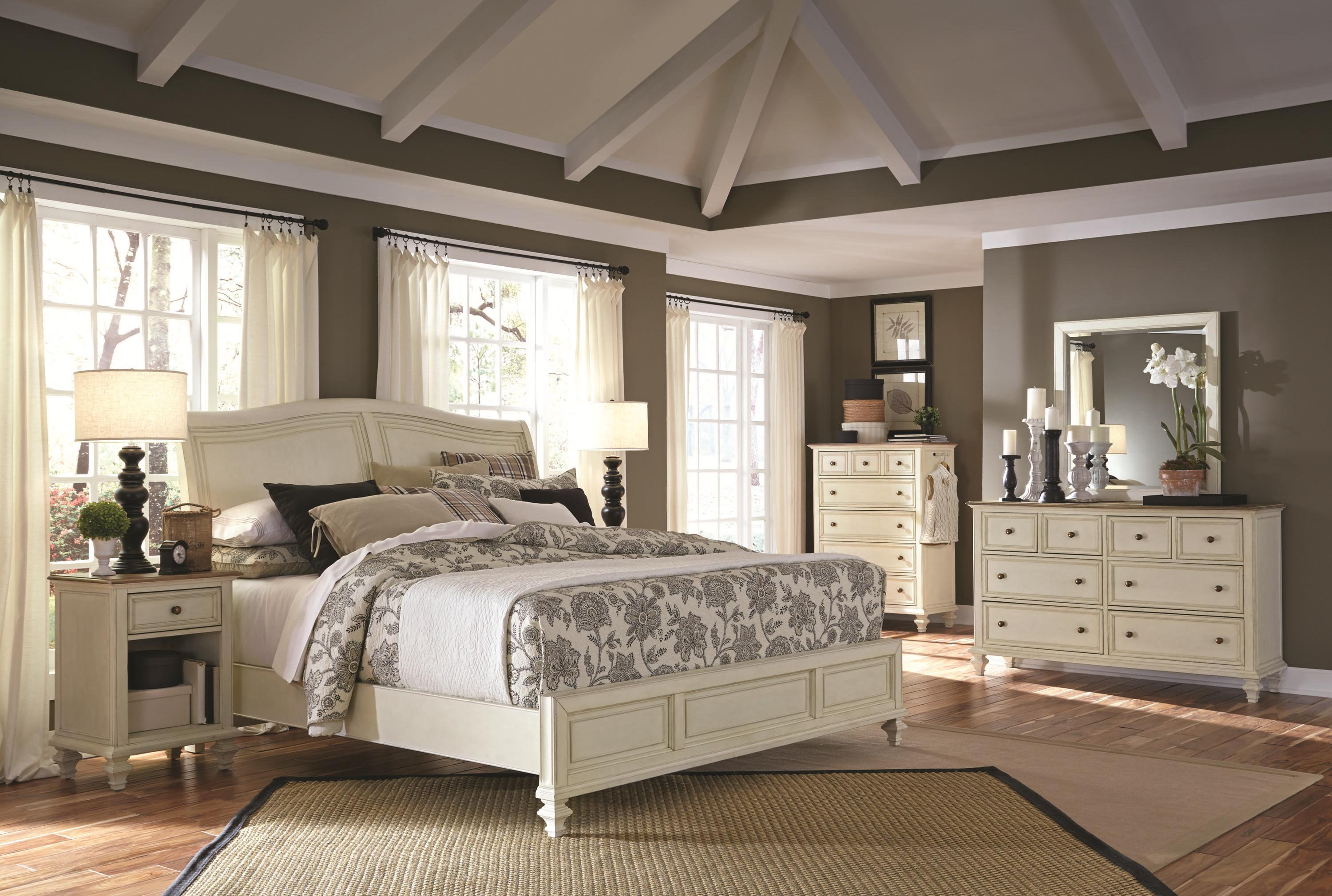 Aspenhome Cottonwood Cal King Bedroom Group - Item Number: I67 California King Bedroom Group 1