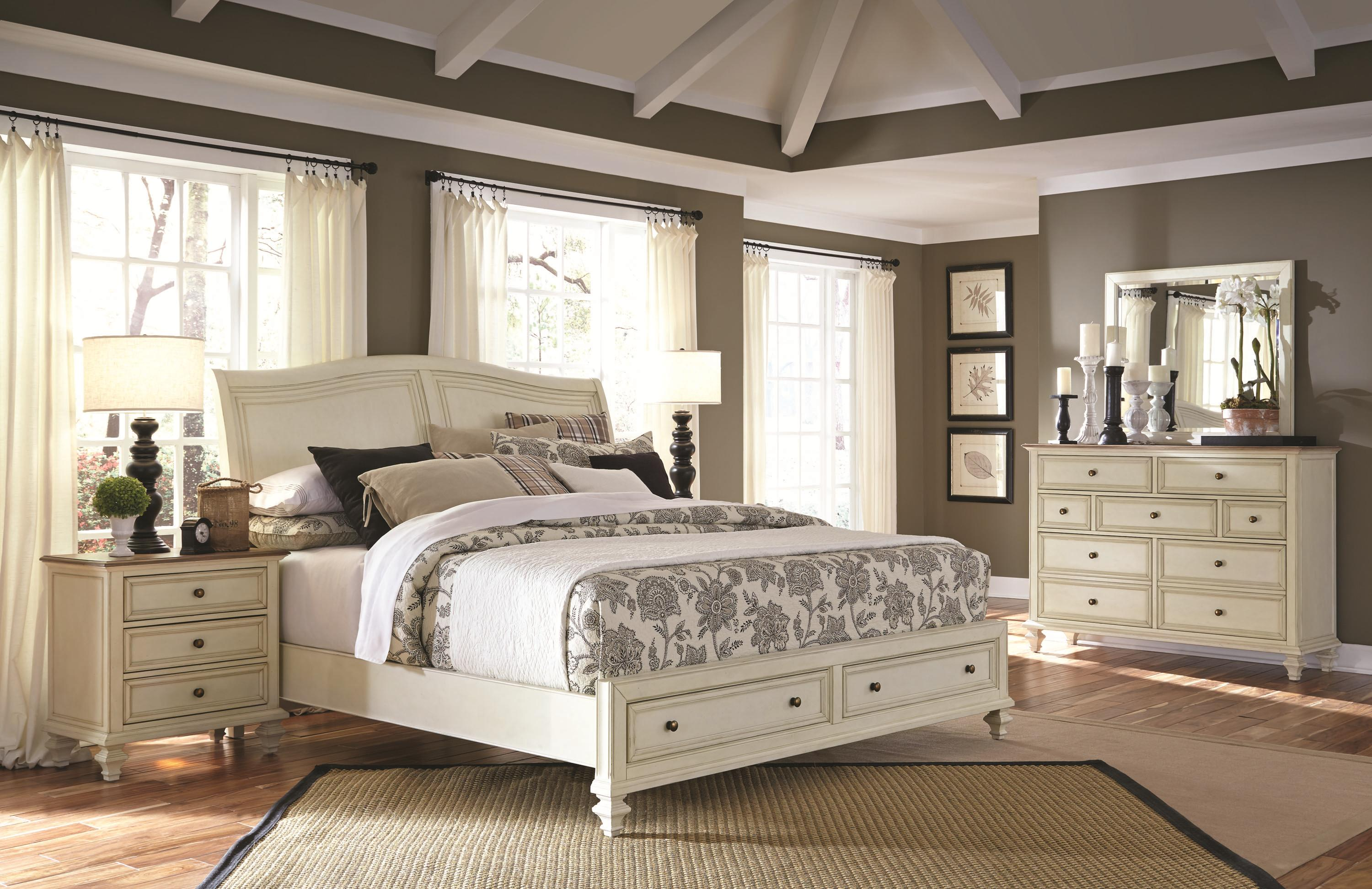 Aspenhome Cottonwood Cal King Bedroom Group - Item Number: I67 California King Bedroom Group 2