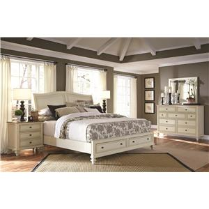Aspenhome Cottonwood Queen Bedroom Group