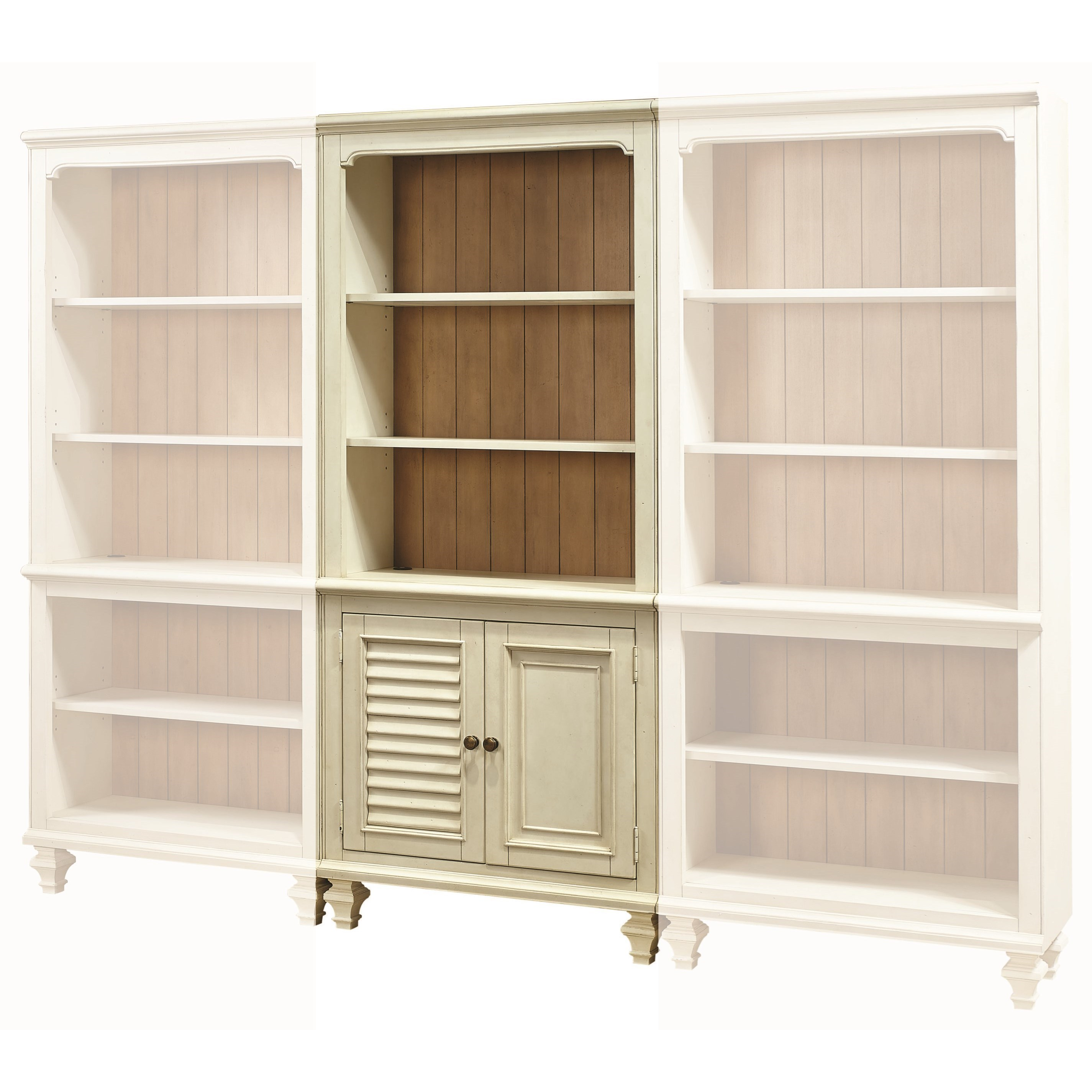 Aspenhome Cottonwood Bookcase - Item Number: I67-332