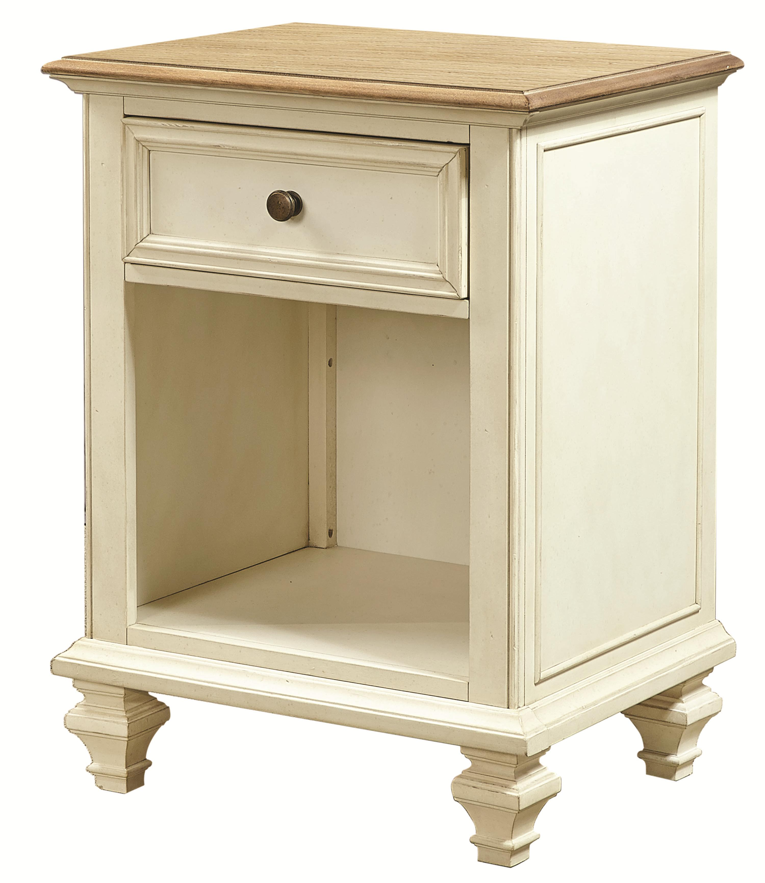 Aspenhome Cottonwood Night Stand - Item Number: I67-451