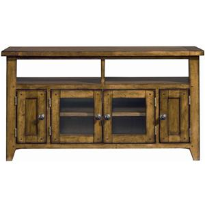 "Morris Home Furnishings Cross Country 55"" Console"