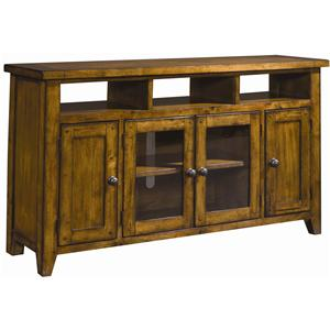 "Morris Home Furnishings Cross Country 62"" Console"