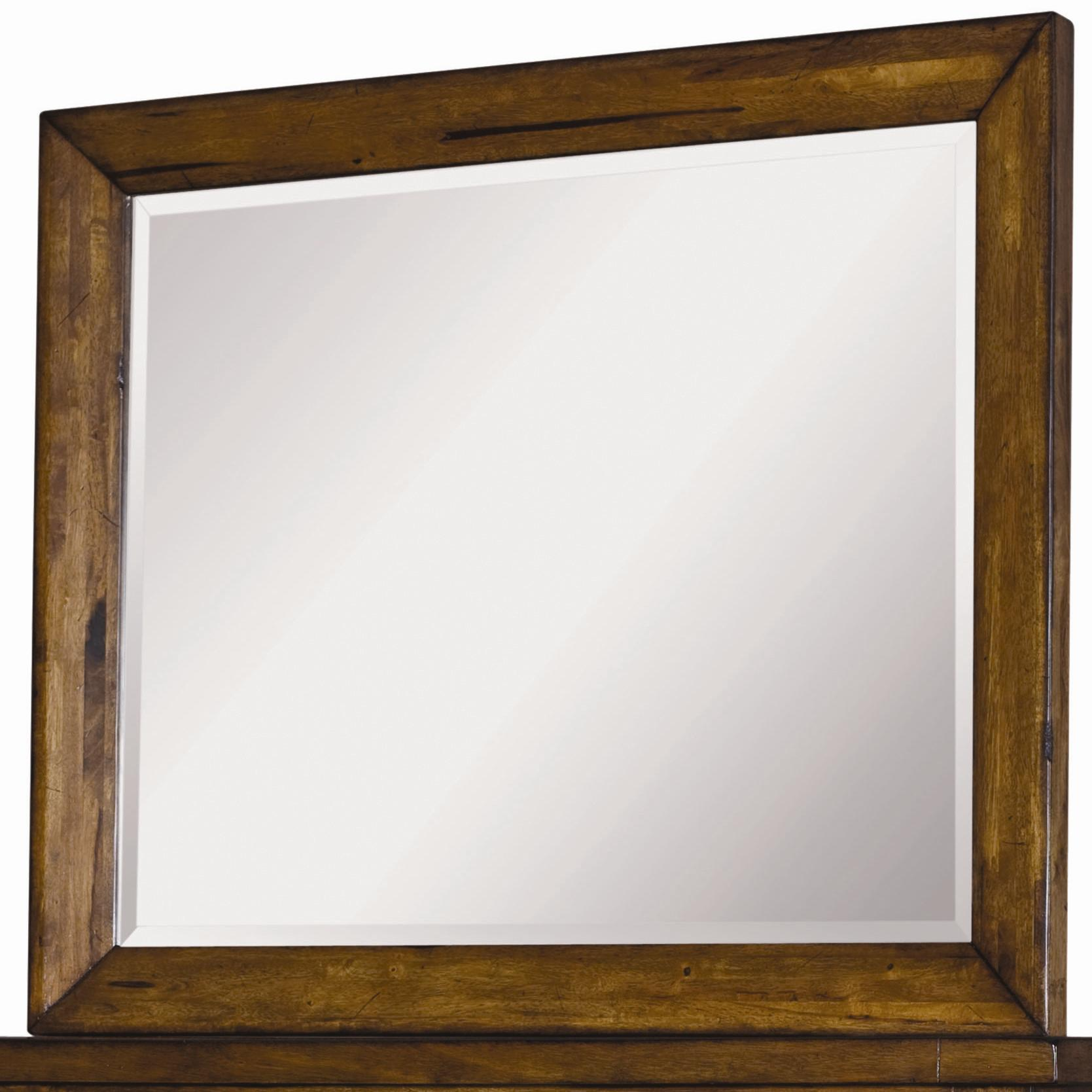 Aspenhome Cross Country Chesser Mirror - Item Number: IMR-463
