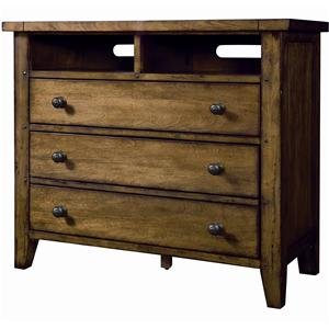 Aspenhome Cross Country Entertainment Chest