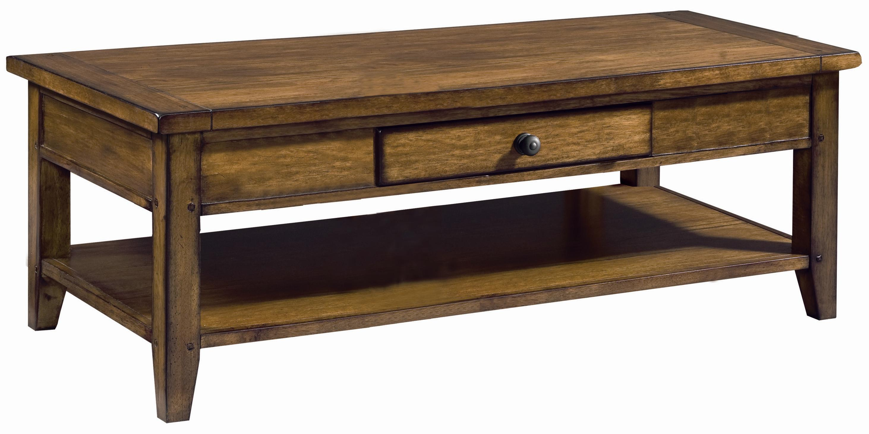 Aspenhome Cross Country Cocktail Table - Item Number: IMR-910