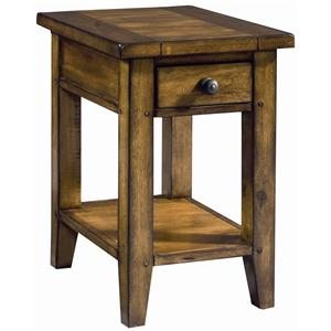 Morris Home Furnishings Cross Country Chairside Table