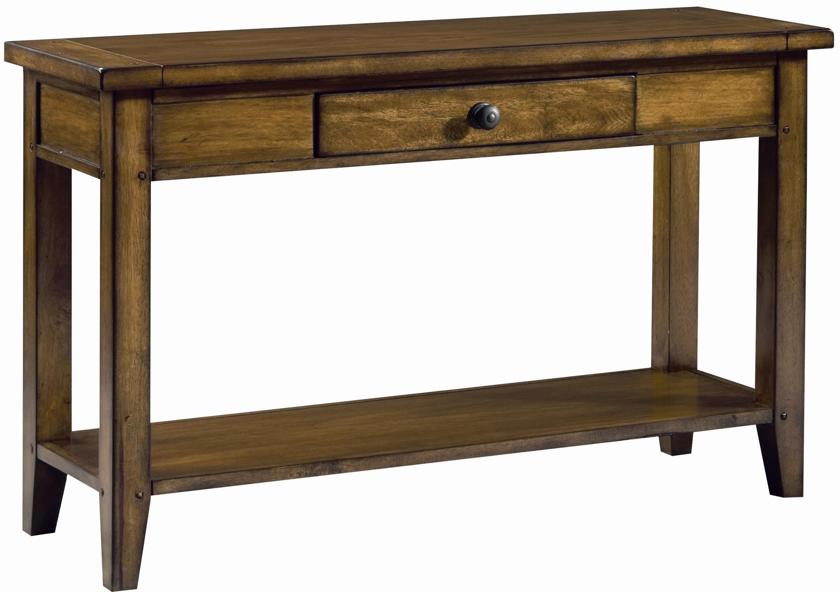 Aspenhome Cross Country Sofa Table - Item Number: IMR-915