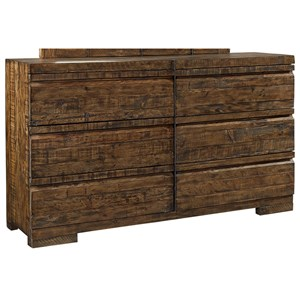 Morris Home Furnishings Dimensions Dresser