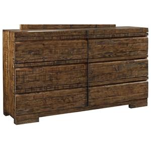 Aspenhome Dimensions Dresser