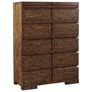Morris Home Furnishings Dimensions 5 Drawer Chest