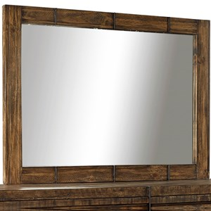 Morris Home Furnishings Dimensions Mirror