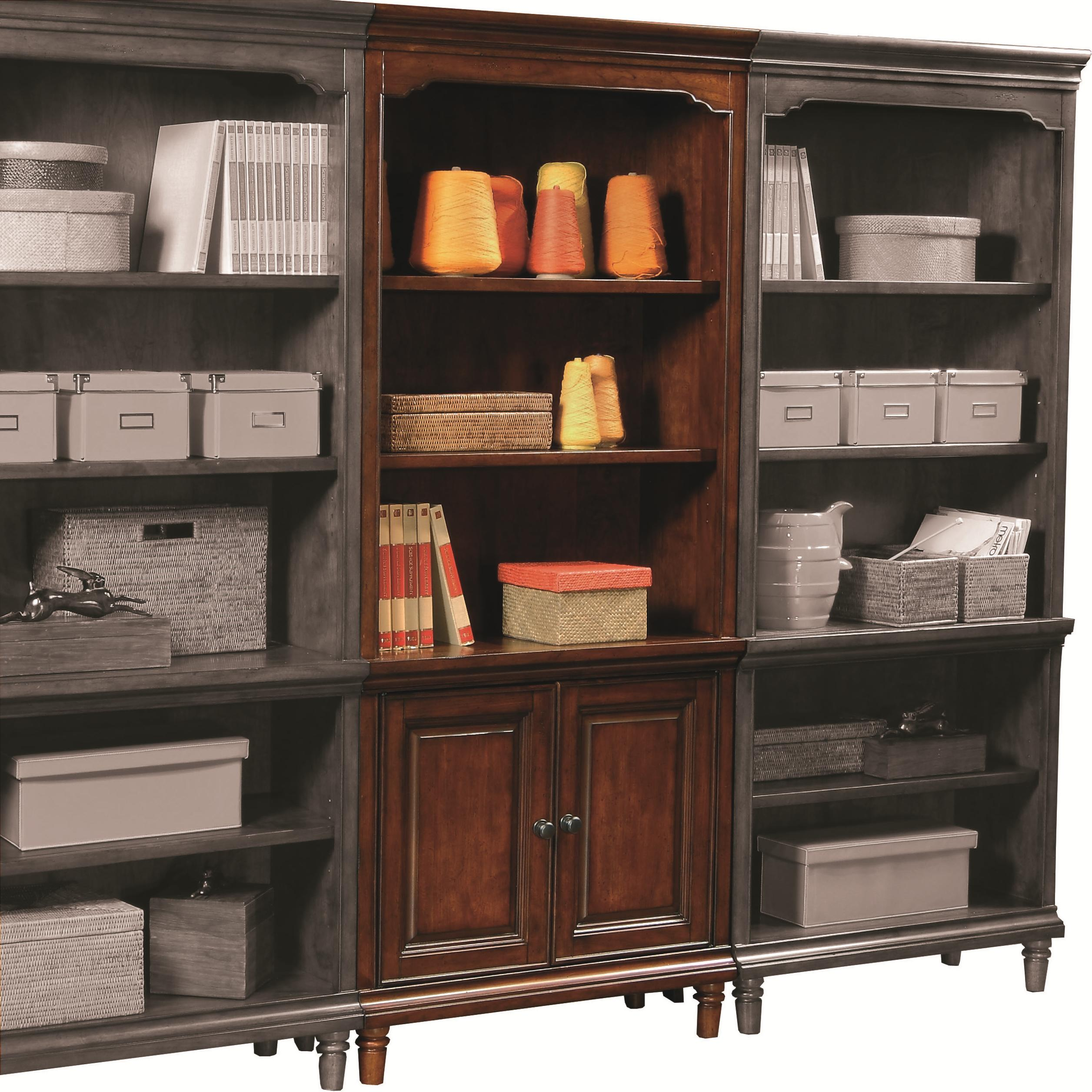 Aspenhome Villager Door Bookcase  - Item Number: I20-332-CHY