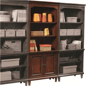 Morris Home Furnishings Ironton Door Bookcase