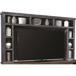 """97"""" TV Console Hutch"""