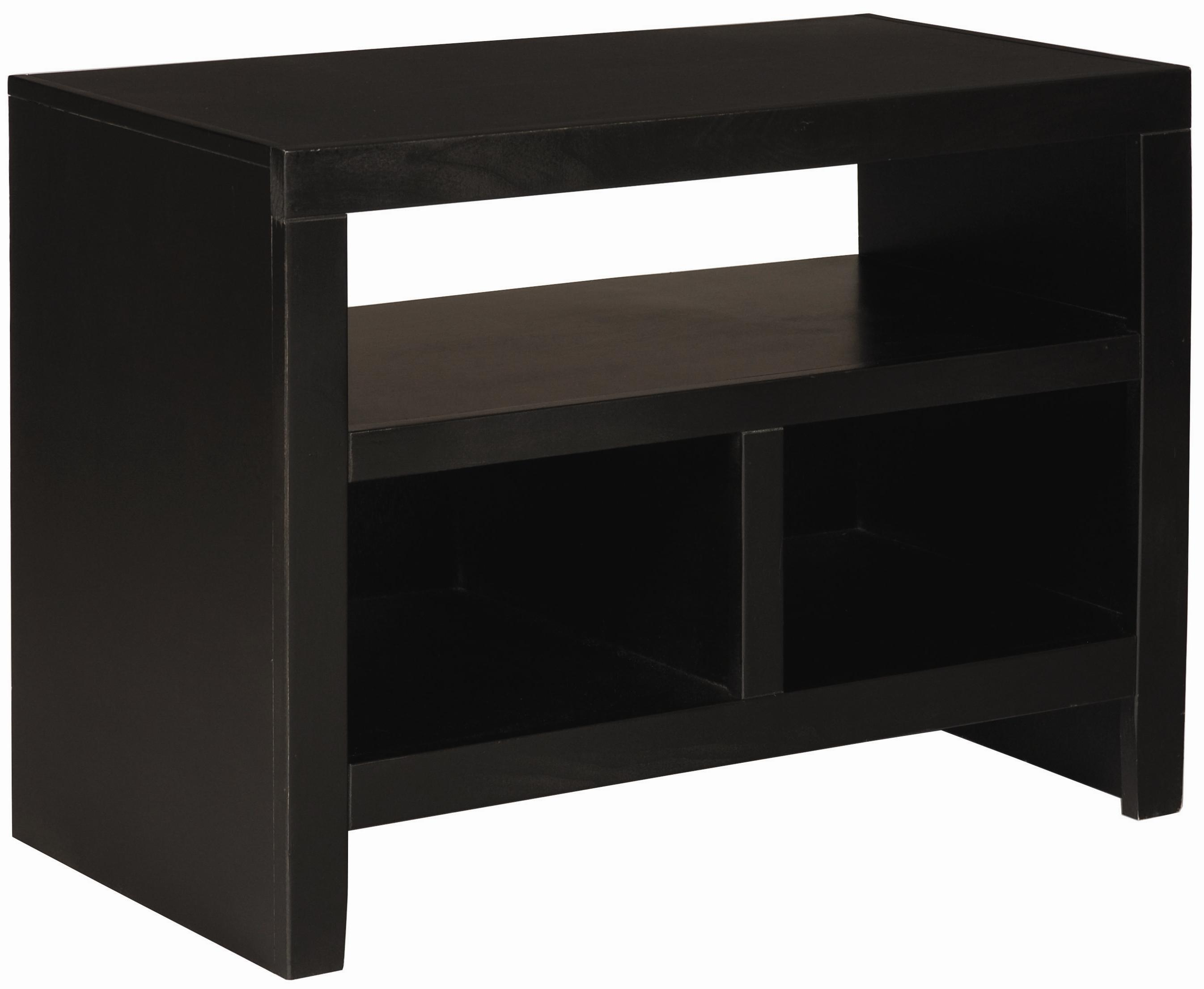 Aspenhome Essentials Lifestyle 32 Inch Console - Item Number: CL1002-BLK
