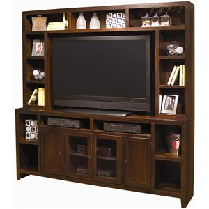 Aspenhome Essentials Lifestyle Entertainment Wall