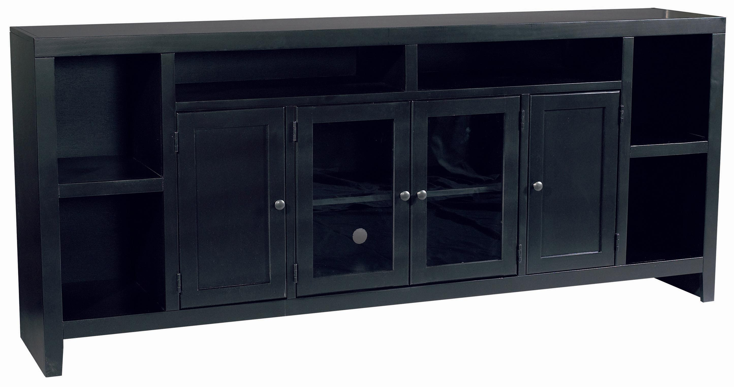 Aspenhome Essentials Lifestyle 84 Inch Console - Item Number: CL1036-BLK