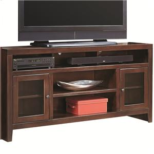 Morris Home Furnishings Essentials Lifestyle 65 Inch Console