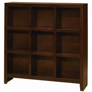 Aspenhome Essentials Lifestyle 49 By 49 Inch Cube Bookcase