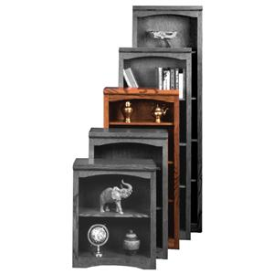 "Aspenhome Essentials Mission 48"" Bookcase"