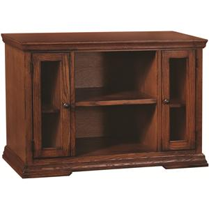 Essentials New Traditions 41-Inch Television Console with Two Doors and Three Shelves by Aspenhome