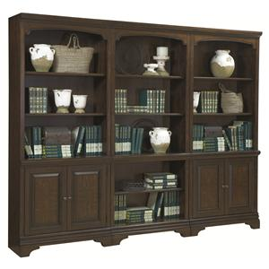 Morris Home Furnishings Essex 3 Piece Bookcase