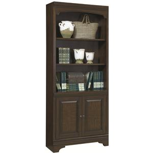 Aspenhome Essex 2 Door Bookcase